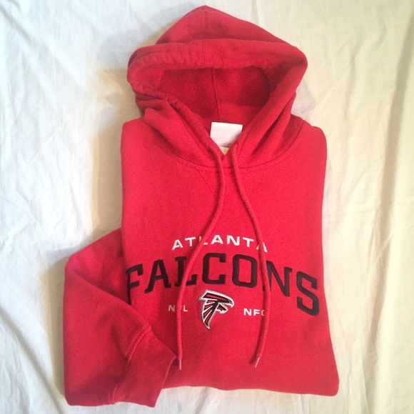 on sale b5ef7 5ddee Atlanta Falcons NFL Pullover Hoodie